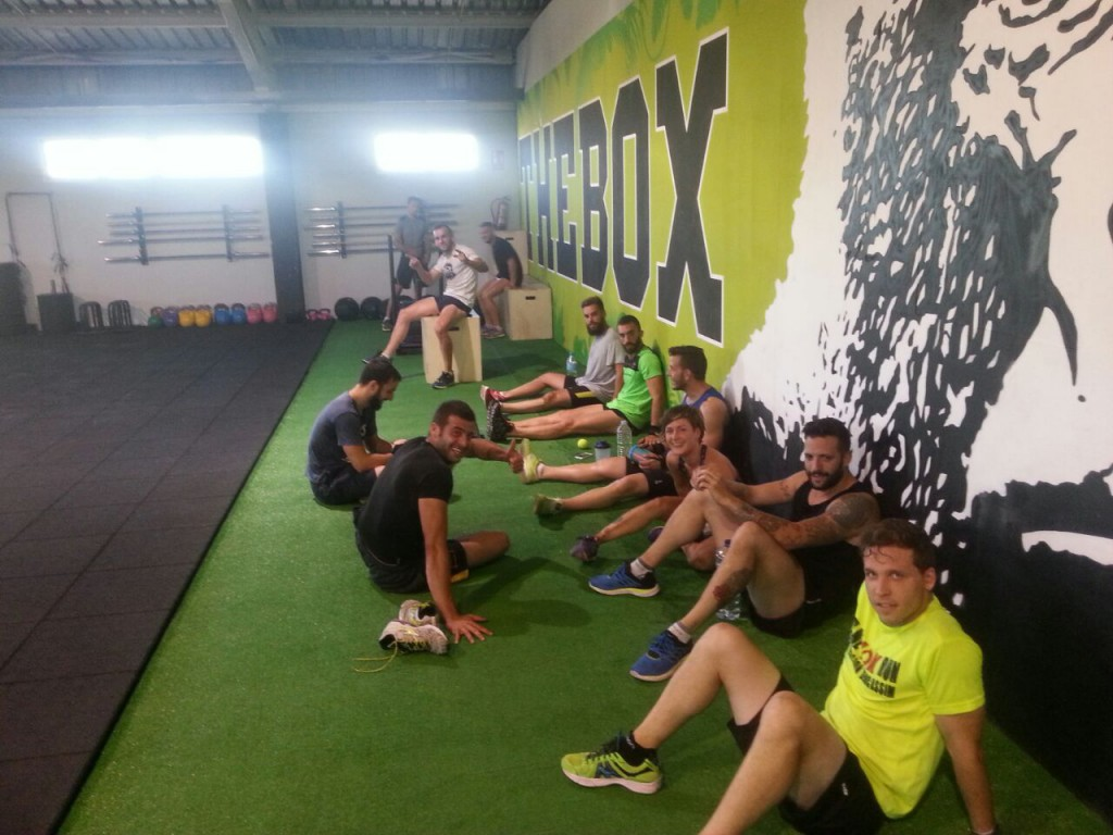 Castellon Crossfit