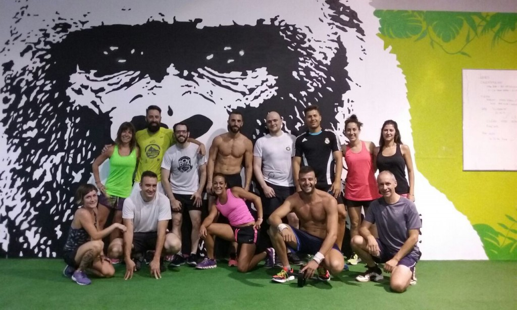 Castellón Box Crossfit